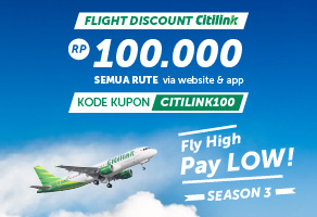 Promo Fly High Pay Low >