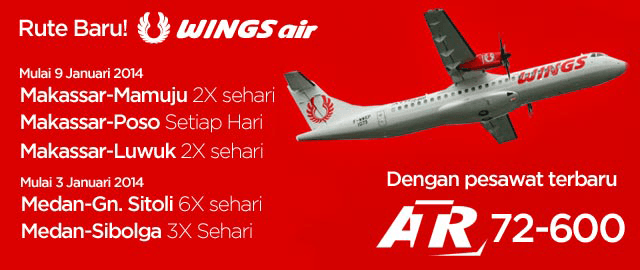 Wings Air Promo