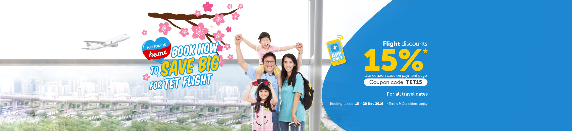 Book Now To Save Big For Tet Flights