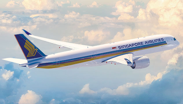 Singapore Airlines Online Booking Get Singapore Airlines