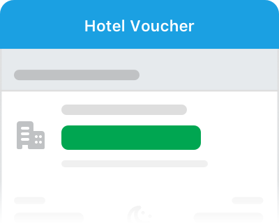 Hotel Voucher is sent to your Traveloka App and email