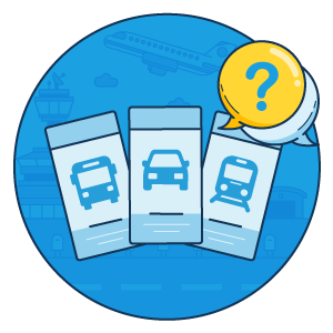 FAQ airport-transport