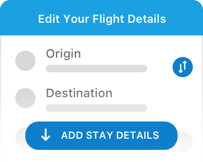 Search and book Flight + Hotel packages
